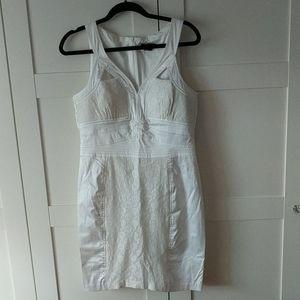 XOXO White Cocktail Dress